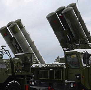 Système antimissile russe