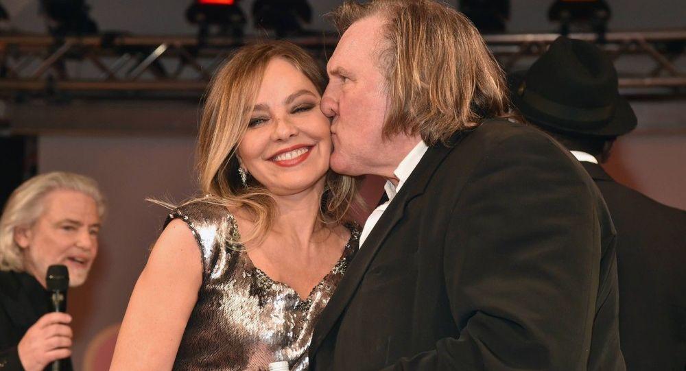 Ornella Muti et Gérard Depardieu