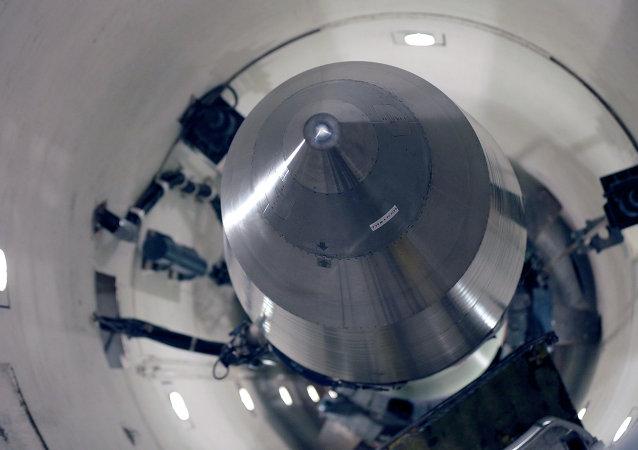 Missile nucléaire
