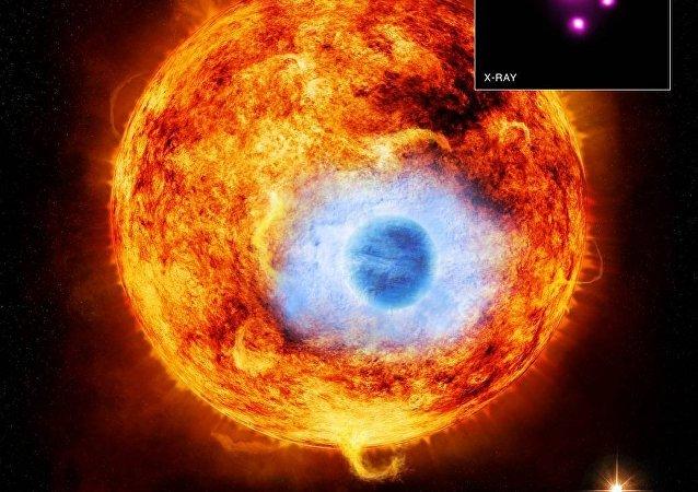 exoplanète HD 189733b