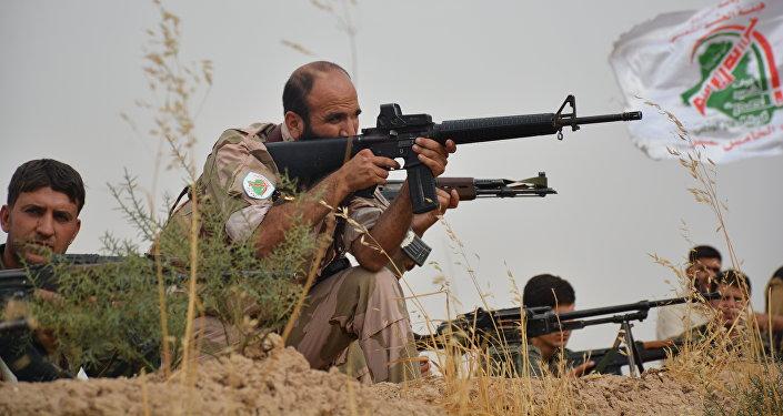 Les soldats turkmènes de Hachd al-Chaabi poursuivent actuellement une offensive dans la région de Geyyara vers leur ville irakienne de Tel Afar, à l'ouest de Mossoul