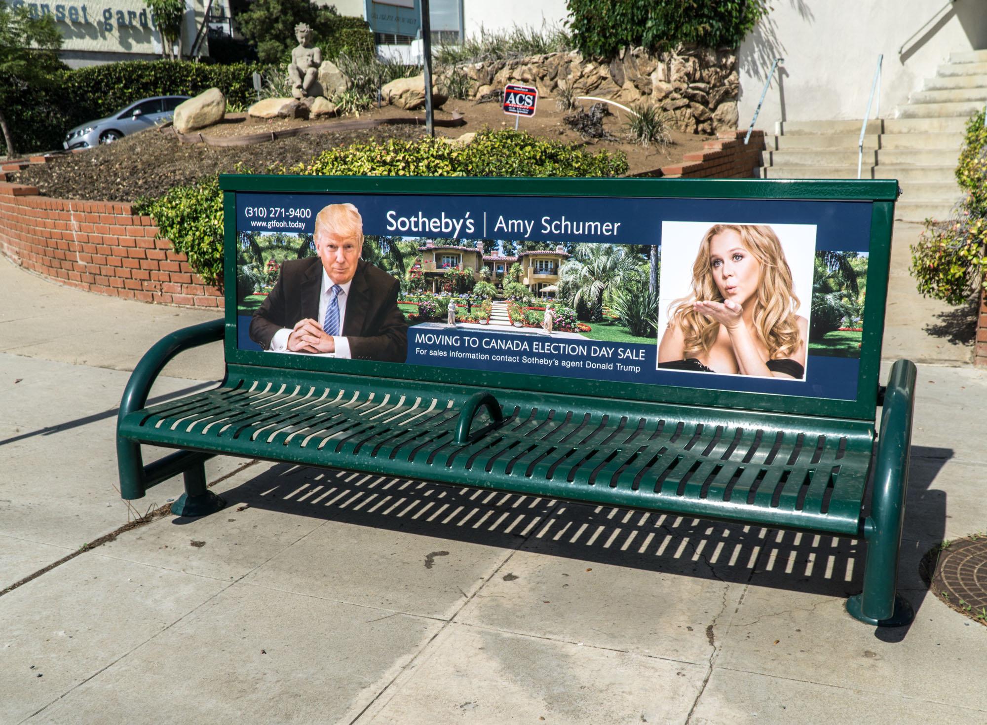 Les célébrités opposées à Trump victimes d'un canular