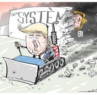 Trump président: le monde entre enthousiasme et inquiétude