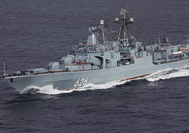 Destroyer Vice-Amiral Koulakov