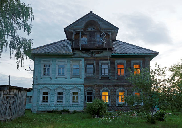 Les traditions de l'architecture russe qui disparaissent