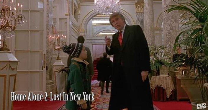 Donald Trump et Kevin