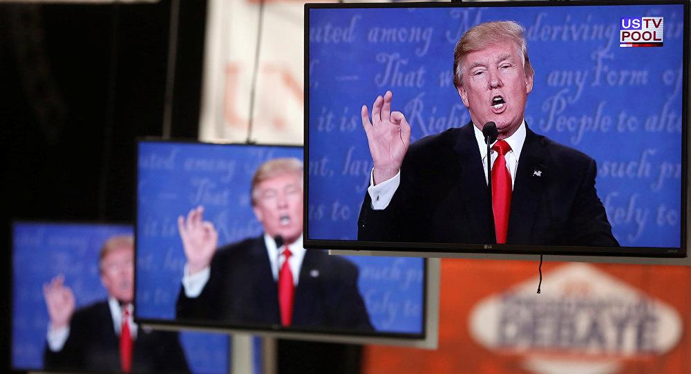 Donald Trump regarde la télévision jusqu'à 8 heures par jour