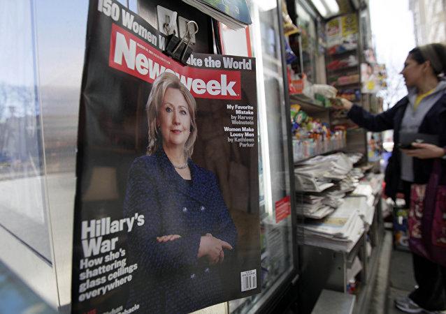 Le journal Newsweek