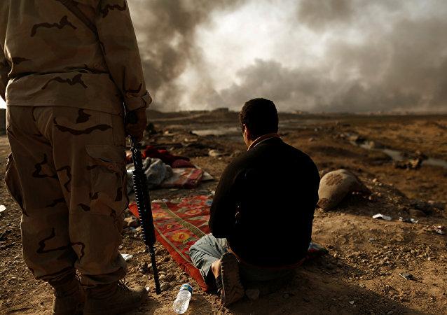 Situation près de Mossoul