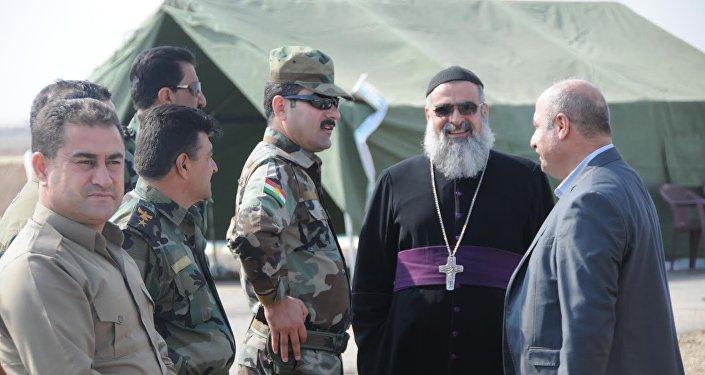Les chrétiens d'Irak armes à la main pour la libération de Mossoul