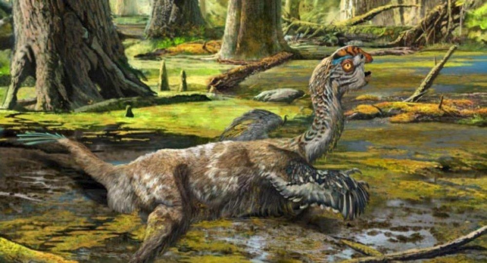 Une nouvelle espèce de dinosaure identifiée en Chine