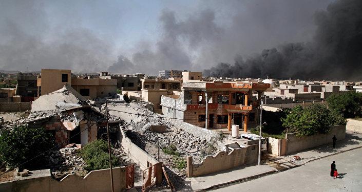 Daech utilise des armes chimiques contre les civils à Mossoul