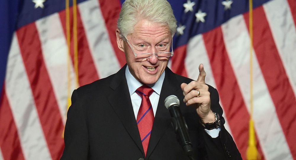 L'ex-Président américain Bill Clinton