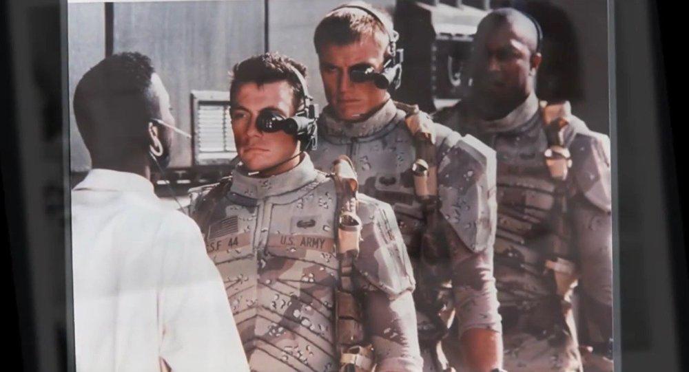 Une image du film Universal Soldier