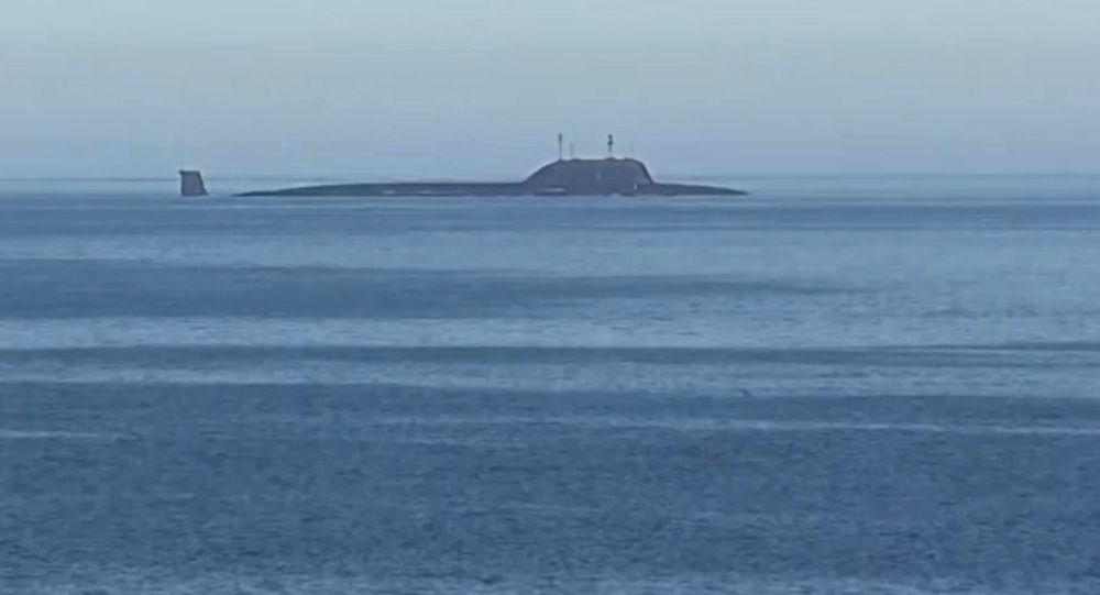 sous-marin russe Iassen