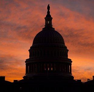 Le Capitole, siège du Congrès américain