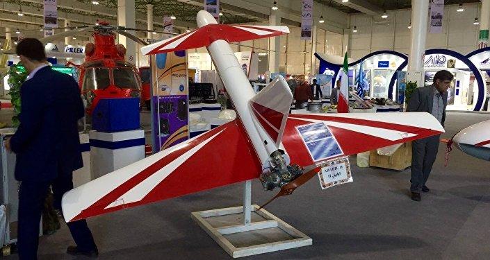 Le drone polyvalent iranien Ababil-2