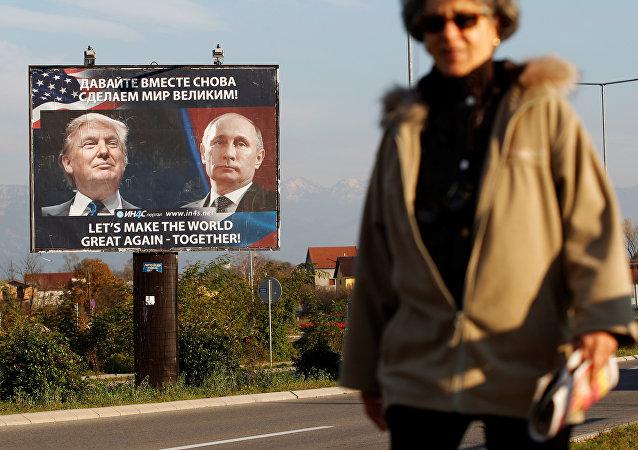 «Le rapprochement entre Washington et Moscou est plutôt une bonne nouvelle pour l'Europe»