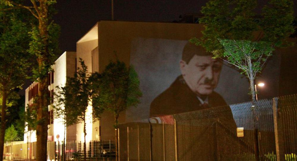 Ambassade turque à Berlin