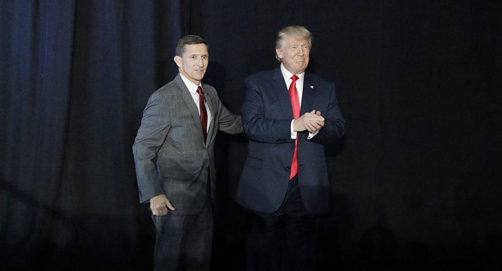 Michael Flynn, l'homme de la sécurité nationale au sein de l'équipe Trump
