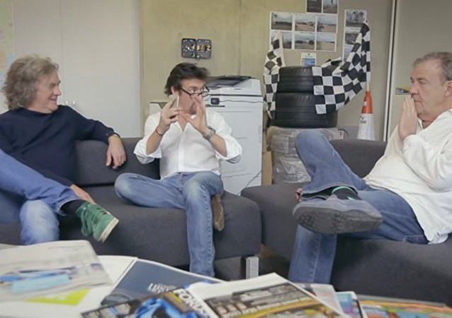 Jeremy Clarkson, Richard Hammond et James May