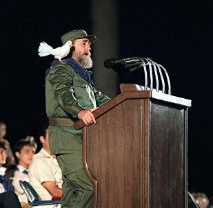 Fidel Castro: vie et mort d'un titan