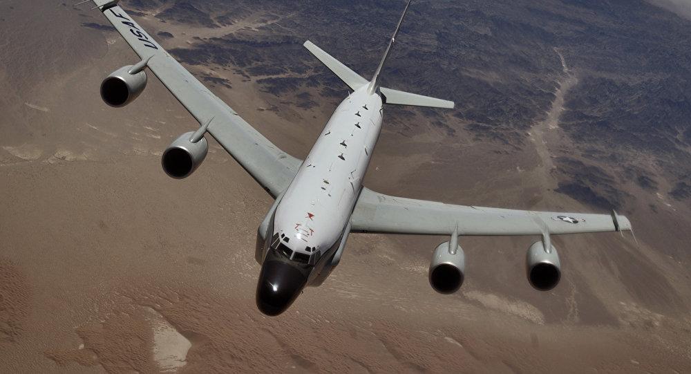 Un Boeing RC-135W