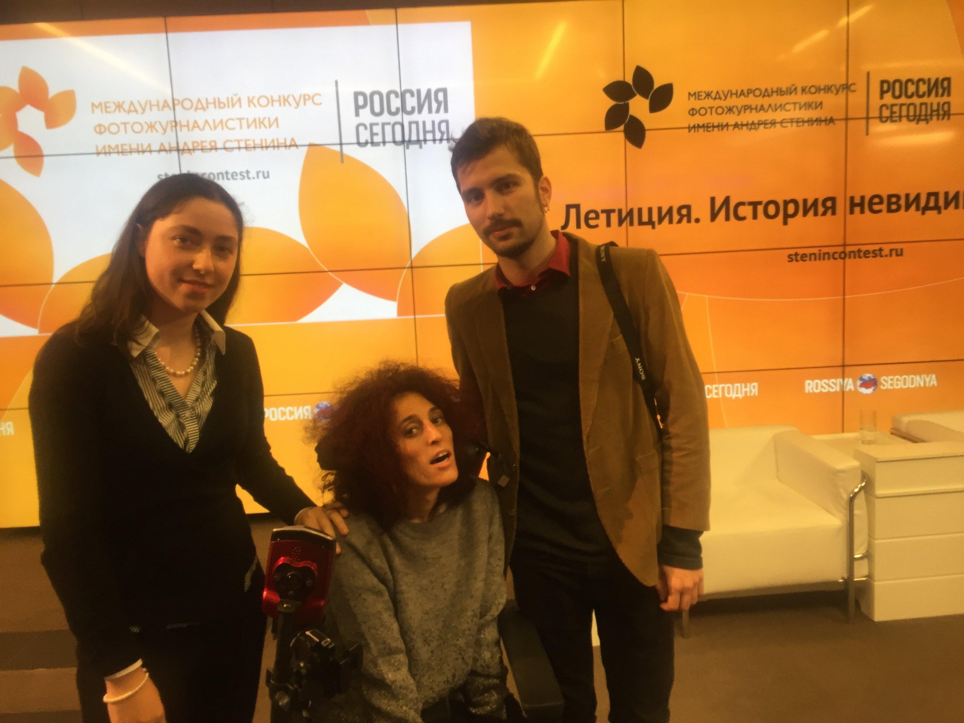 Intervista a Letizia Renis e Danilo Garcia Di Meo