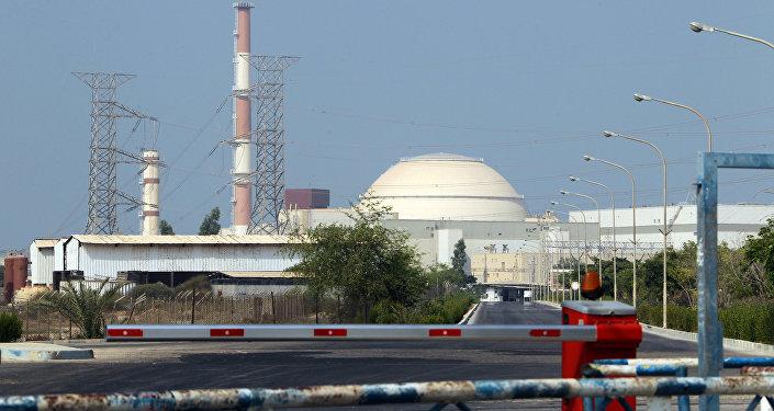 La centrale nucléaire de Bouchehr, Iran