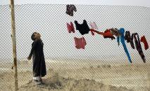 Le camp de tentes irakien