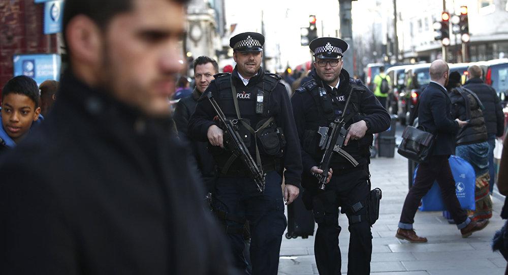 La police de Londres