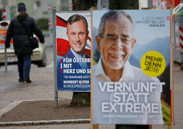 les élections en Autriche
