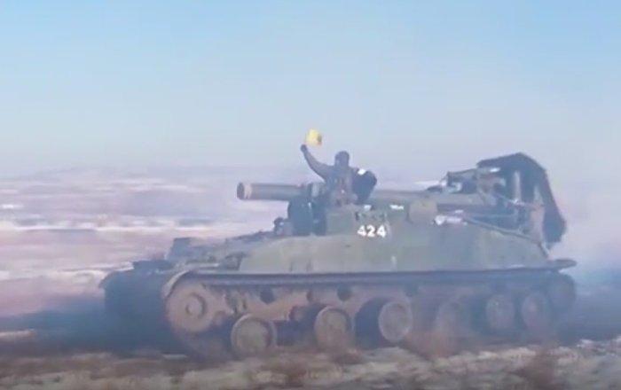 2S4 Tulpan, le mortier le plus puissant au monde