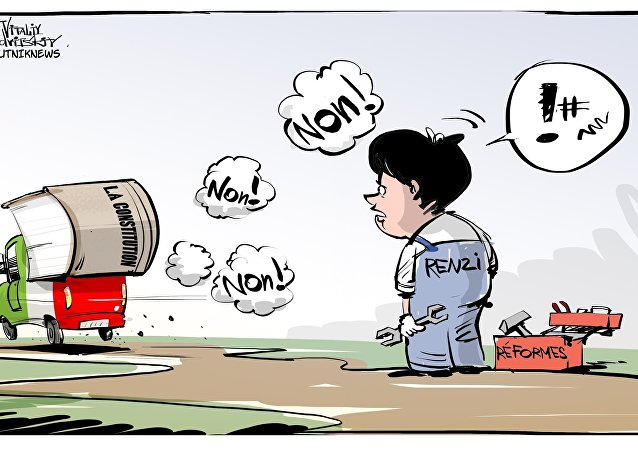 Italie: démission de Renzi après le «non» au référendum