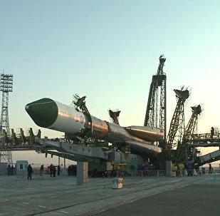 Une fusée de Roscosmos