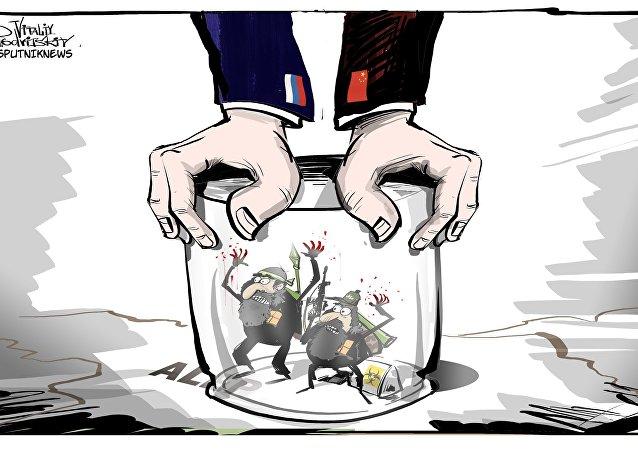La Russie et la Chine bloquent à l'Onu un projet de résolution sur la situation à Alep