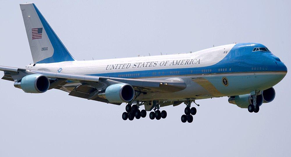 Boeing 747 de Barack Obama