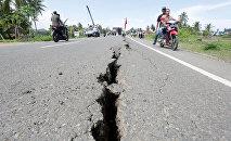 Un puissant séisme fait plus de 50 morts en Indonésie