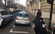 Un colis suspect découvert près du bureau de Sputnik à Paris