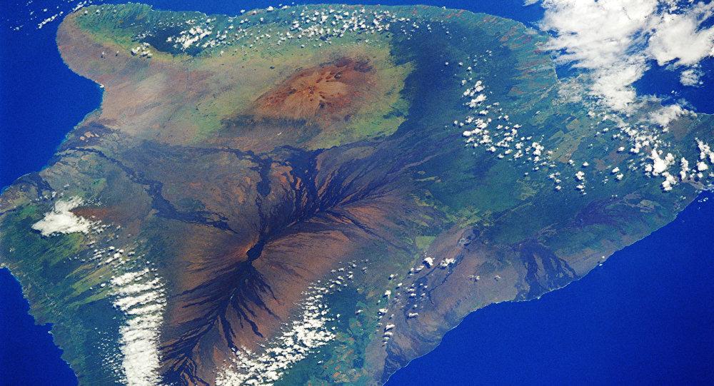 Une île hawaïenne engloutie début octobre après le passage d'un ouragan