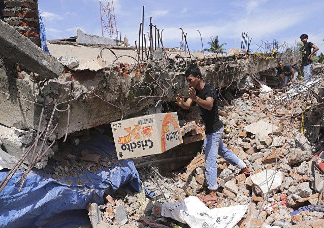 Indonésie séisme