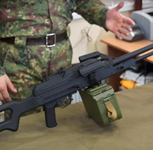 Un tout nouveau fusil Kalachnikov version sportive va voir le jour