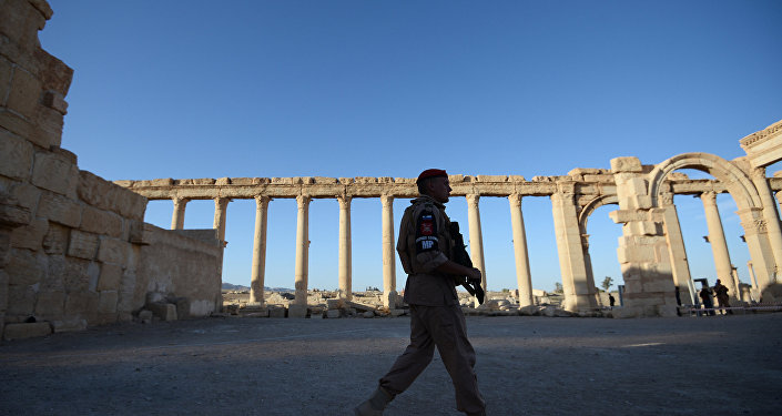 «À Palmyre, Daech prend revanche pour Alep»