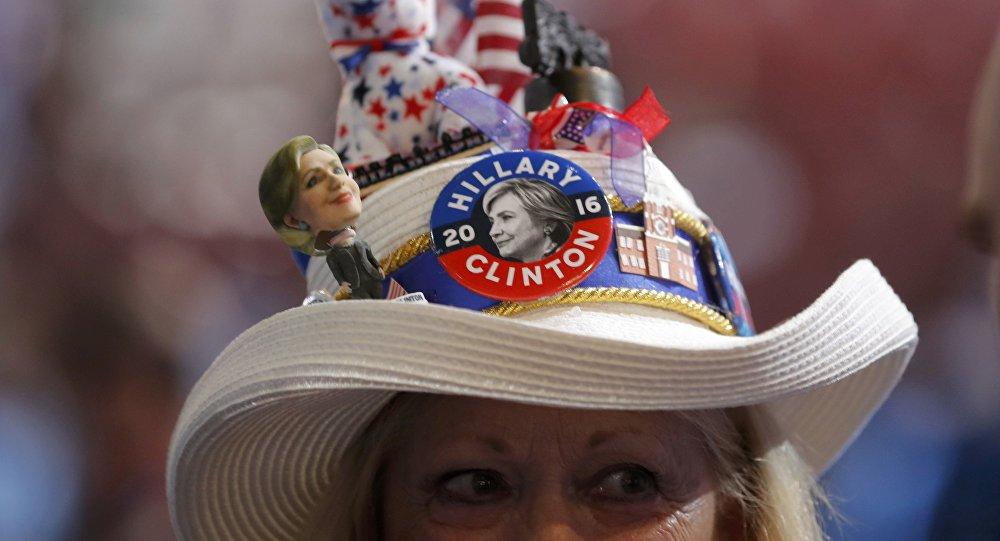 Partisane de Hillary Clinton