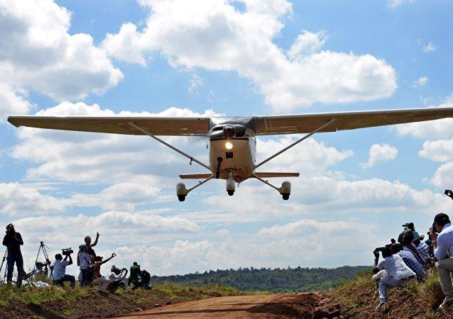 L'aéronautique retro fait son show en Afrique du Sud