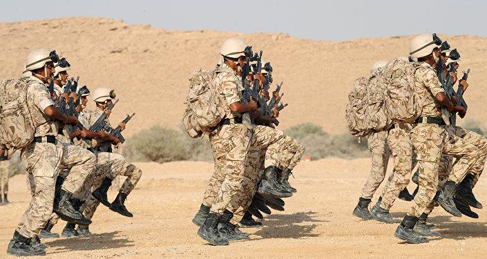 Riyad, forces spéciales
