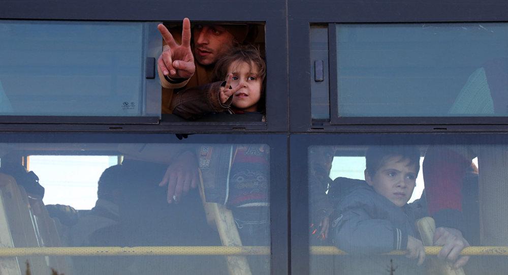 Un nouvel accord pour l'évacuation des civils — Alep
