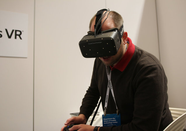 La réalité virtuelle