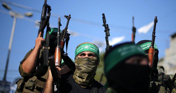 Militants du Hamas