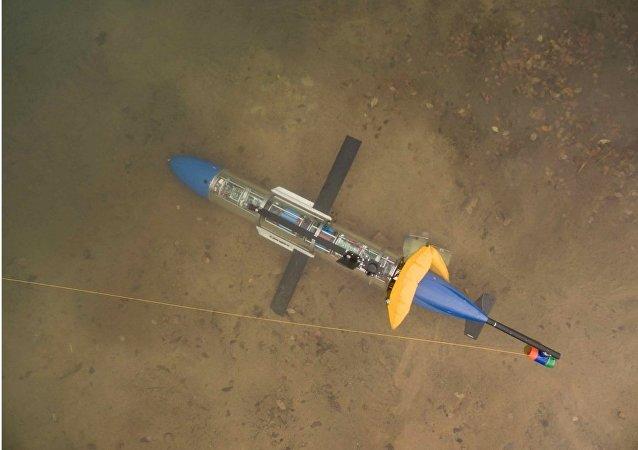 Un planeur sous-marin pour la flotte russe